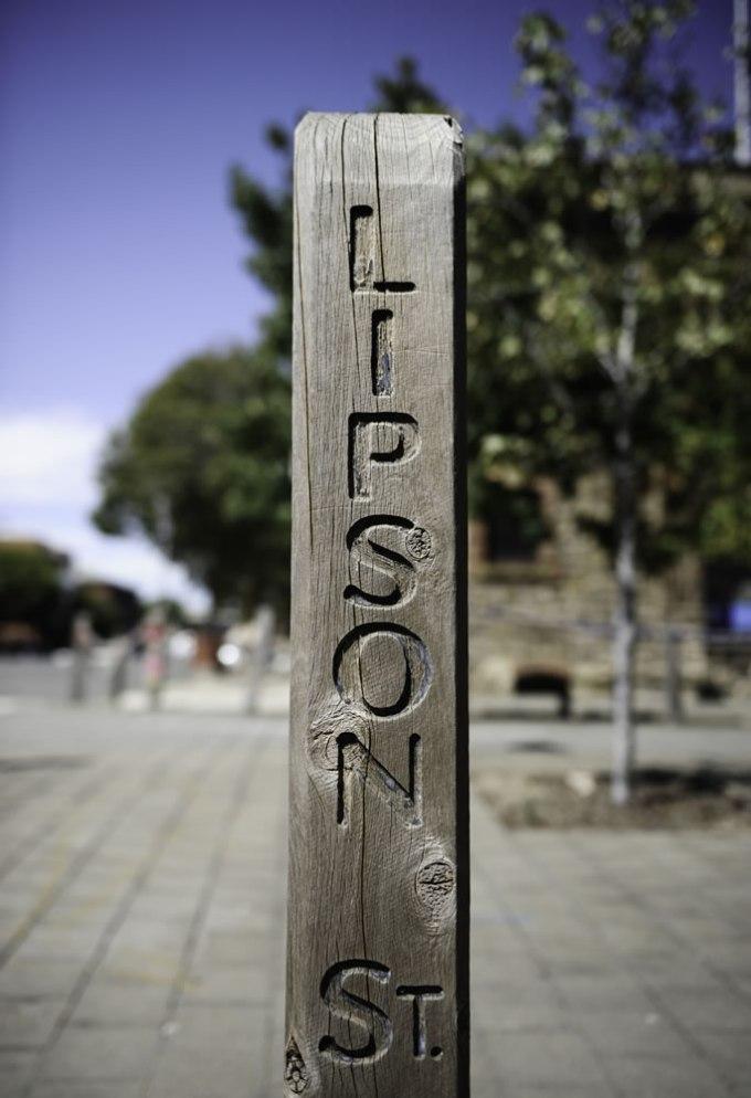 Lipson Street