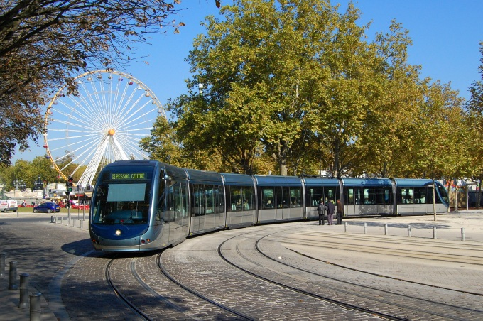 Bordeaux's integrated light rail system is customer and place focused. A good model for Adelaide.