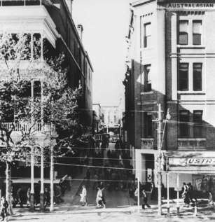 Bank Street 1952 15